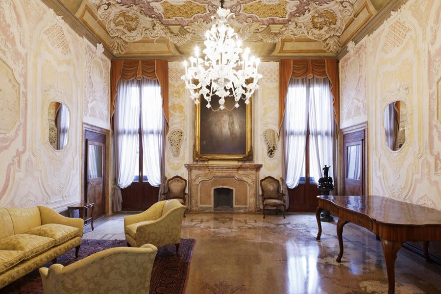 Exhibition Spaces Gt Palazzo Loredan Gt Piano Nobile